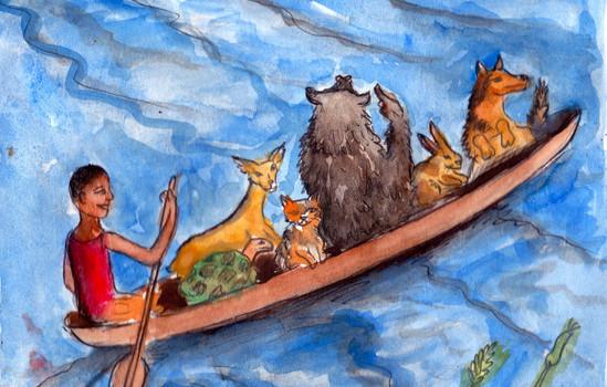 Sara's Canoe