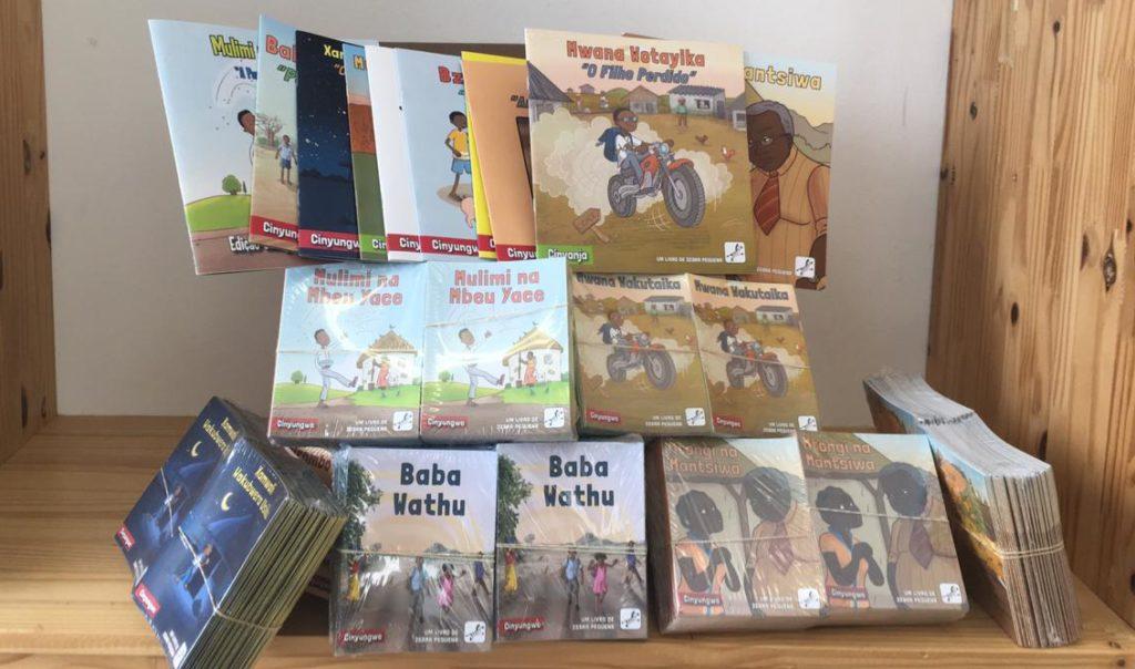 The Sunshine Project - Little Zebra Books